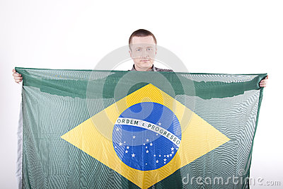 Brasil fan.