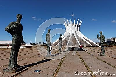 Brasilia Cathedral Brazil