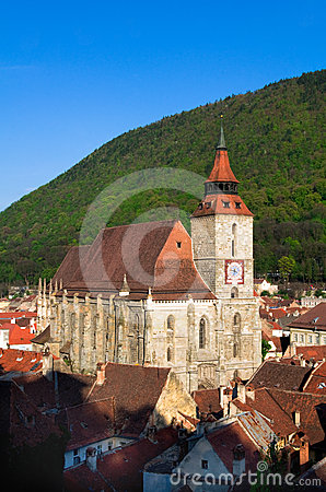 Free Brasov - Black Church Stock Photo - 24590650