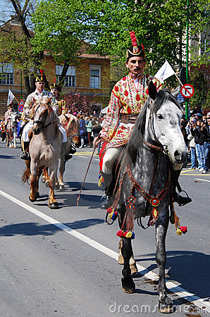 Brasov City celebration days (Romania) Editorial Photography