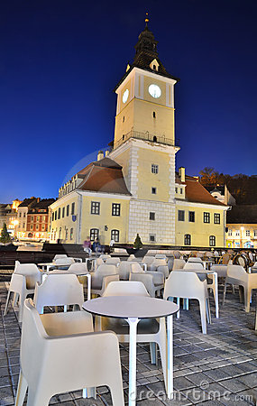 Brasov Council Square, Romania