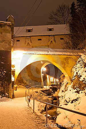 Brasov fortification wall, Transylvania, Romania