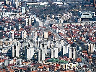 Brasov New City (Transylvania)