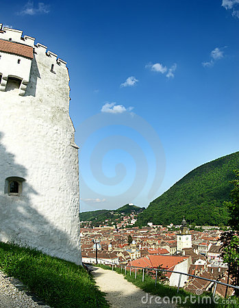 Free Brasov Old Center, Romania Royalty Free Stock Photo - 5289295