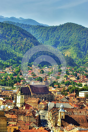Free Brasov - Romania Royalty Free Stock Photos - 67836308