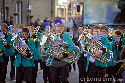 Brass Band Contest Editorial Photography