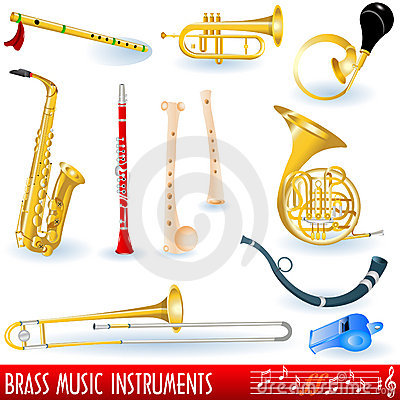 Brass collection