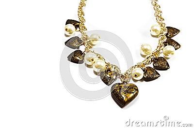 Brass hearts