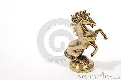 Brass Knight