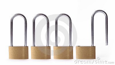 Brass locks