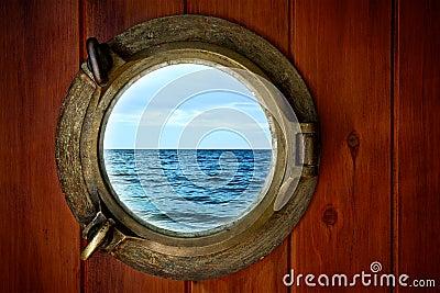 Brass Porthole