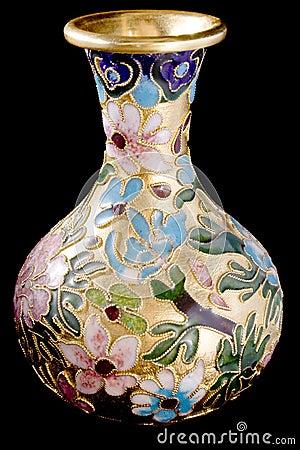 Free Brass Vase Stock Image - 1924671