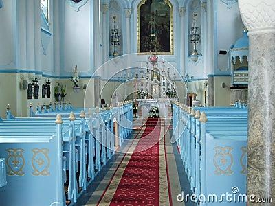 Bratislava - Blue chapel