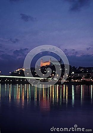 Free Bratislava Castle Royalty Free Stock Images - 1319279