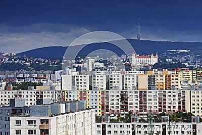 Bratislava-Petrzalka