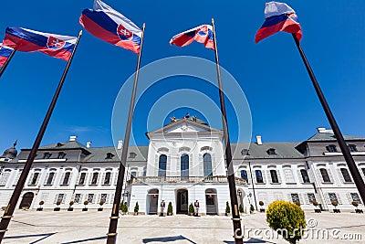 Bratislava, Slovakia Editorial Stock Photo