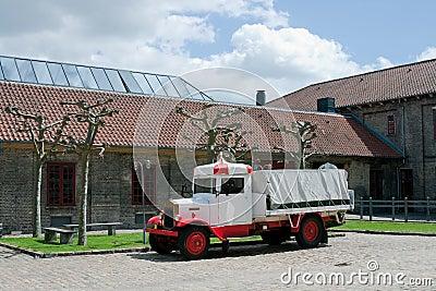 Brauerei-LKW Stockfoto - Bild: 14726550