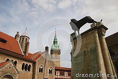 Braunschweig Burglöwe