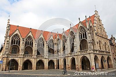 Braunschweig Old Town Hall