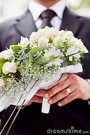 Brautblumenstrauß