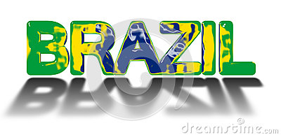 Brazil country concept
