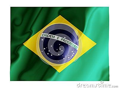 Brazil fluttering