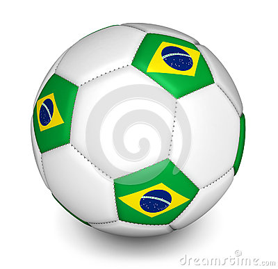 Brazil 2014 Football World Cup Soccer Ball