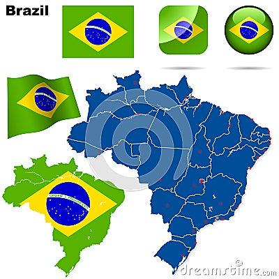 Brazil set.