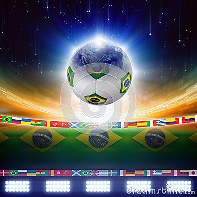 2014 Brazil soccer