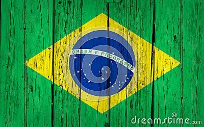 Brazil Wood Background