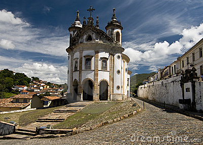 Baroque Architecture on Stock Photos  Brazilian Baroque Architecture  Image  19002003