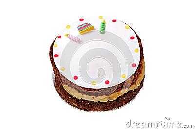 Brazilian birthday cake