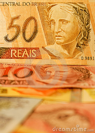 Free Brazilian Money Royalty Free Stock Photos - 15638928