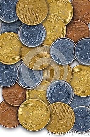 Free Brazilian Money Stock Photography - 525732