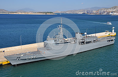 Brazilian navy ship U27 Editorial Photo