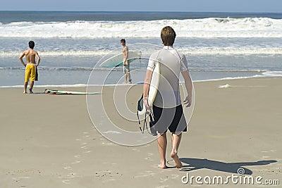 Brazilian Surfer
