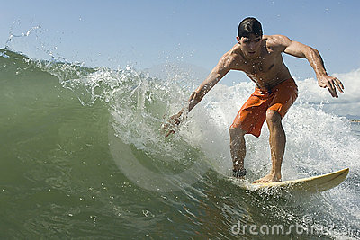 Brazilian surfer.