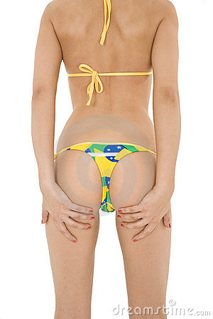 Free Brazilian Thong Stock Images - 4910094
