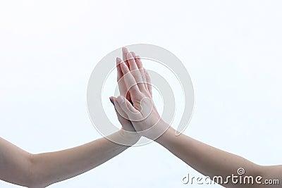 Brazos y manos