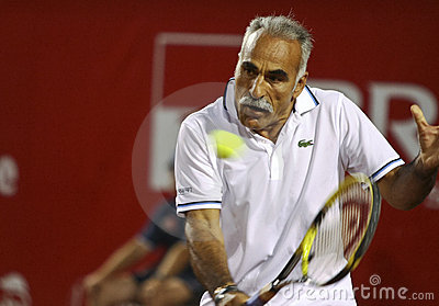 BRD Nastase Tiriac Trophy Charity Match Editorial Stock Image