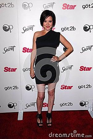 Brea Grant Image éditorial