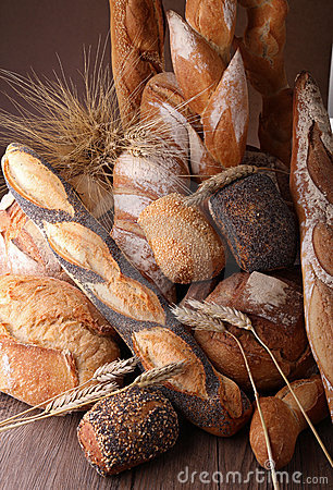 Free Bread Stock Photography - 20456442