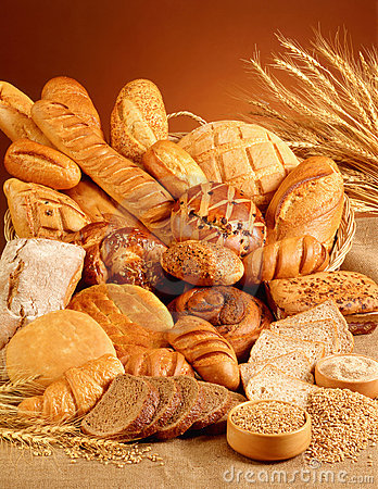 Free Bread Royalty Free Stock Photos - 22101328