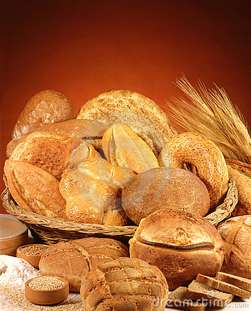 Free Bread Royalty Free Stock Photography - 22785867