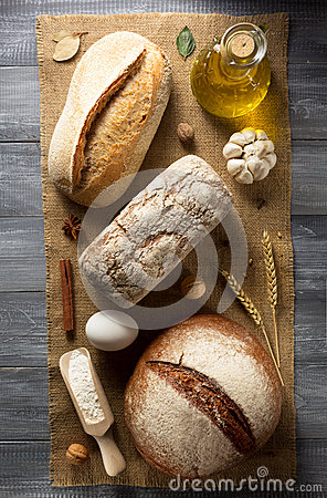 Free Bread And Bakery Products Stock Photos - 94379853