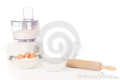 Bread baking ingredients