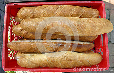 Bread in a box