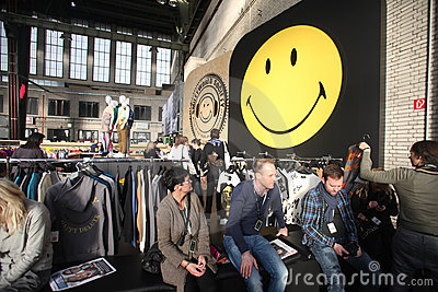 Bread & Butter Berlin 2011 Editorial Photography