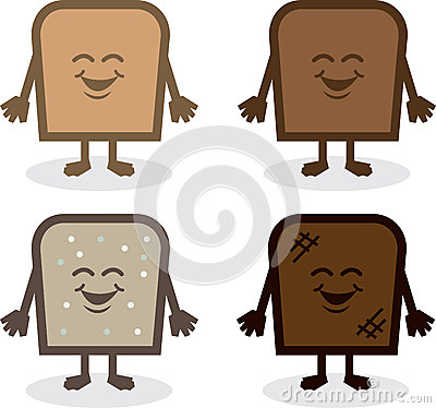 Bread Characters