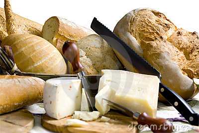 Bread and Cheese 5